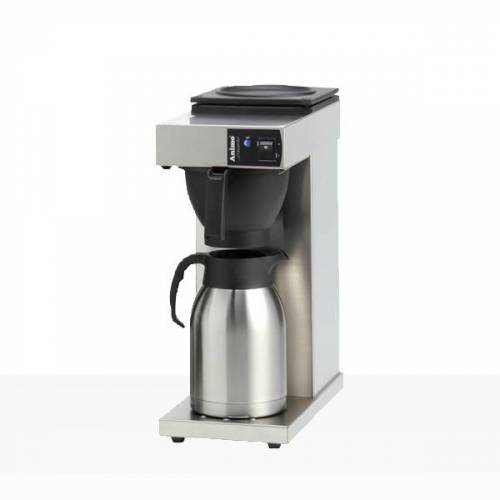 Animo Excelso T Edelstahl Kaffeemaschine inkl. Thermoskanne 2l