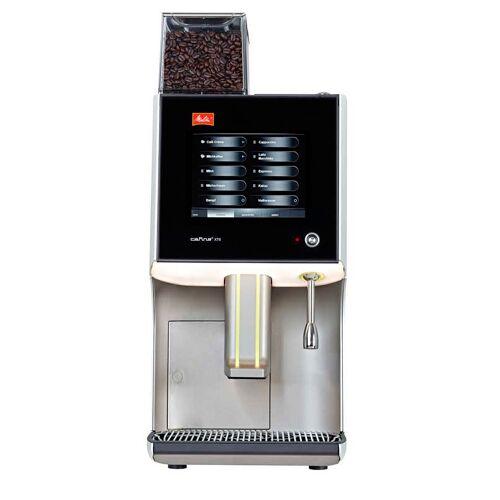 Melitta Cafina XT6 Kaffeevollautomat, 1 Mühle und Milchschäumersystem