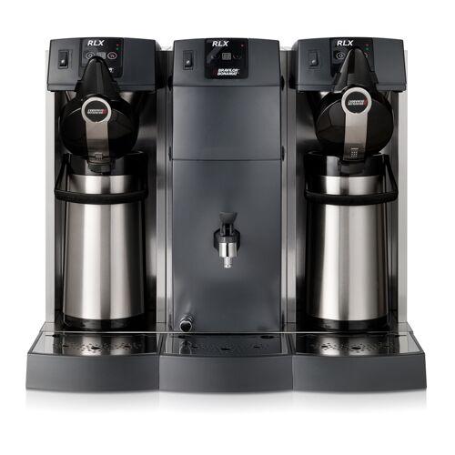 Bonamat Kaffeemaschine RLX 676 mit Airpot, 2 Kaffeebrühsystemen und Heißwasser