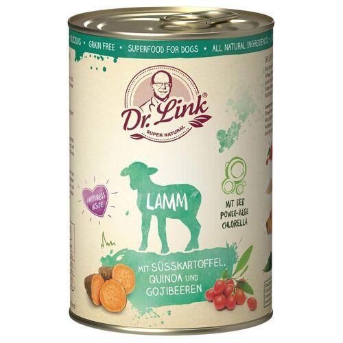 Dr. Link Hundefutter Super Natural Lamm - 400 g