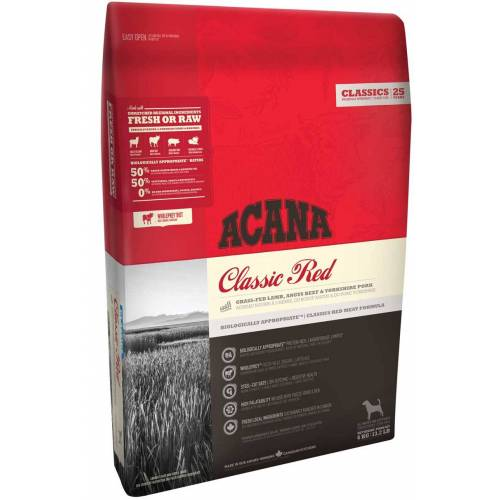 ACANA Hundefutter CLASSIC RED - 11,4 kg