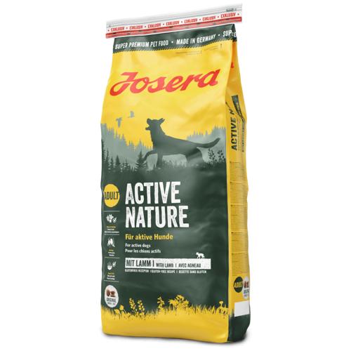 Josera Hundefutter Active Nature - 5 x 900 g