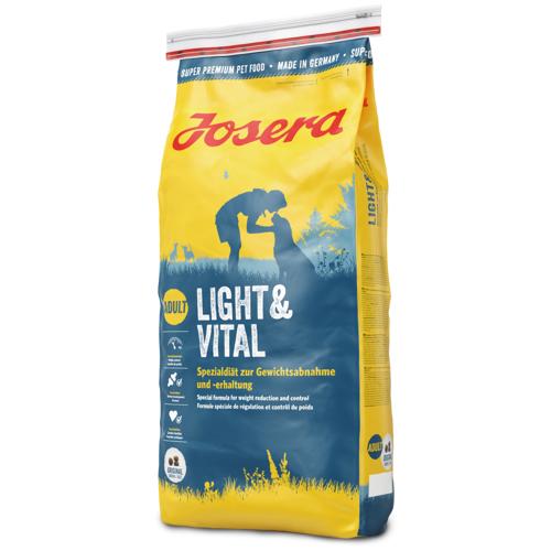 Josera Hundefutter Light & Vital - 5 x 900 g