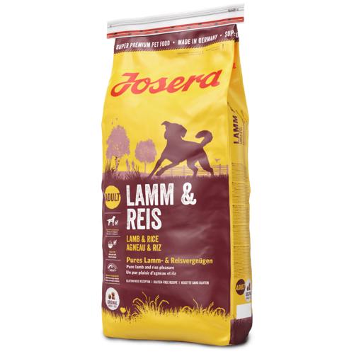 Josera Hundefutter Lamm & Reis Adult - 900 g