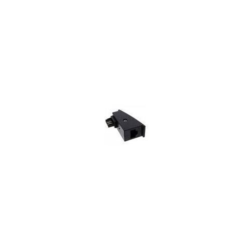 InLine TAE-F Adapter, TAE-F Stecker auf RJ45 Buchse, 8P2C für Fritzbox