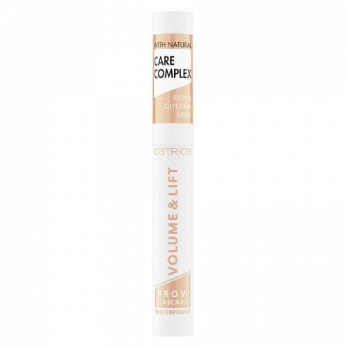 Catrice Volume & Lift Brow Mascara Waterproof, 010 Transparent 5 ml
