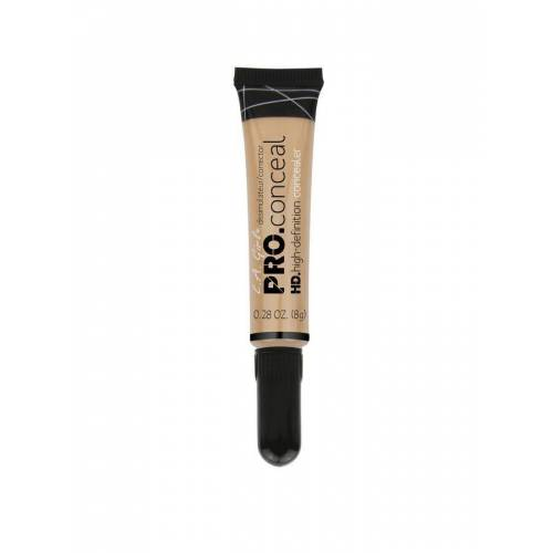 LA Girl L.A. Girl Cosmetics Pro Conceal HD Concealer, Natural  GC972 (8g)
