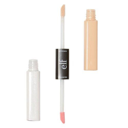 e.l.f. Cosmetics e.l.f Under Eye Concealer & Highlighter Glow / Fair (2 x 5,9 ml)