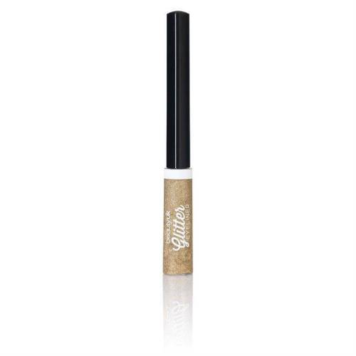 Beauty UK Cosmetics Beauty UK Glitter Liquid Eyeliner, No. 2 Gold