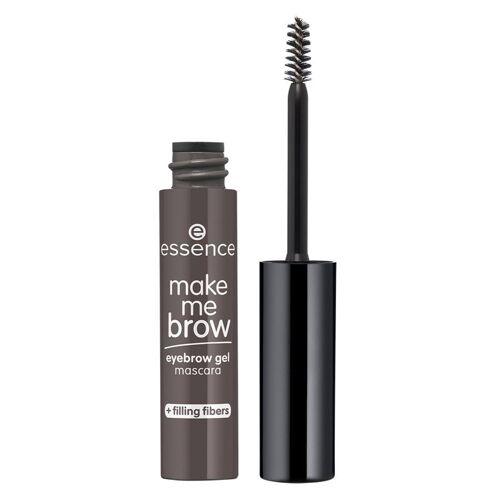 essence Make Me Brow Eyebrow Gel Mascara, 04 3,8 ml