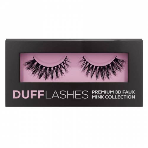 DUFF Lashes DUFFLashes Red Carpet 3D lashes