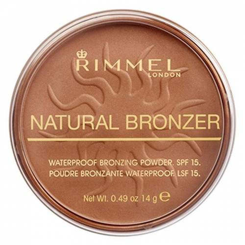 Rimmel London Rimmel Natural Bronzer, Sun Bronze 022 (14 g)