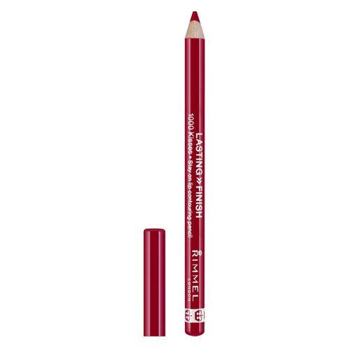 Rimmel London 1000 Kisses Stay-On Lip Liner, Cherry Kiss (1,2g)