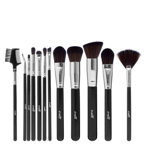 Shela`s Shelas Make-up-Pinsel-Set (12Stück)