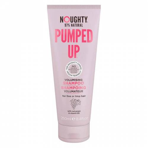 Noughty Pumped Up Shampoo (250ml)