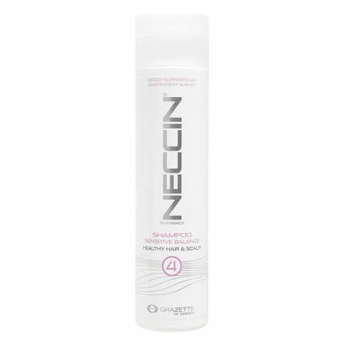 Neccin No. 4 Sensitive Balance Shampoo (250 ml)