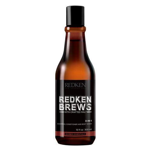 Redken for men Redken Brews 3-in-1 (300 ml)