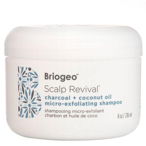 Briogeo Scalp Revival Charcoal + Coconut Oil Micro-exfoliating Shampoo (236ml)