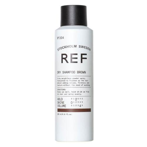 REF Trockenshampoo (200 ml), braun