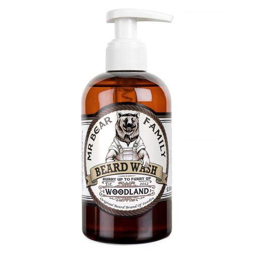 Mr Bear Family Beard Wash Woodland (250 ml)