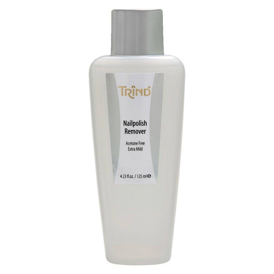 Trind Nail Polish Remover Acetone Free 125ml