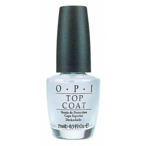 OPI-Nagellack Top Coat High-Gloss Protection Überlack (15 ml)