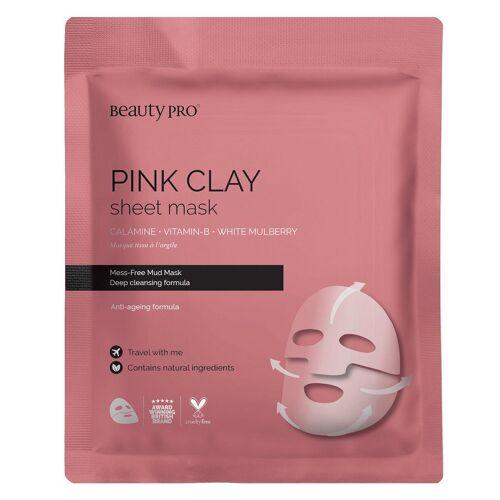 BeautyPro Lifting 3D Clay Sheet Mask 18g