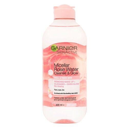 Garnier Hudpleie Garnier Micellar Rose Water Cleanse & Glow (400 ml)