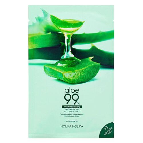 Holika Holika Aloe 99 % Soothing Gel Jelly Mask Sheet (23 ml)