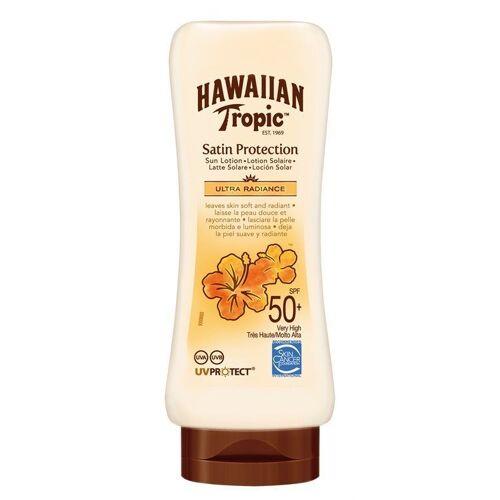Hawaiian Tropic Hawaiian Satin Protection Sun Lotion SPF 50+ (180 ml)