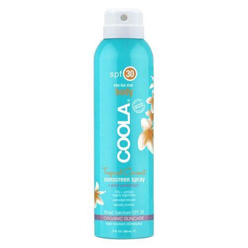 Coola Spray SPF30, Tropical Coconut (236 ml)