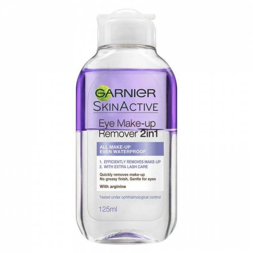 Garnier Hudpleie Garnier Eye Makeup Remover 2-In-1 (125 ml)