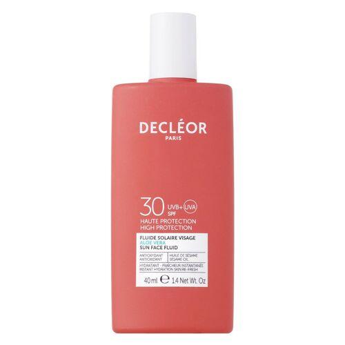 Decléor Decleor Aloe Vera Sun Face Fluid SPF30 (40ml)