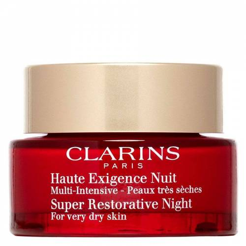 Clarins Super Restorative Night Wear Very Dry Skin (50 ml)
