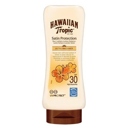 Hawaiian Tropic Hawaiian Satin Protection Sun Lotion SPF 30 180ml