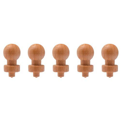 Monti-D Knöpfchen für Zylinder, 5er Set