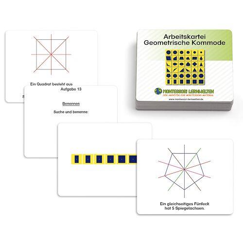 ML Arbeitskartei Geometrische Kommode