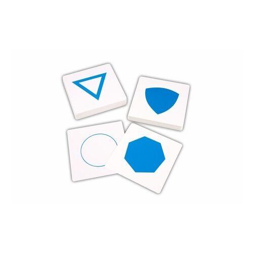 Monti-D Kartensatz für die Geometrische Kommode