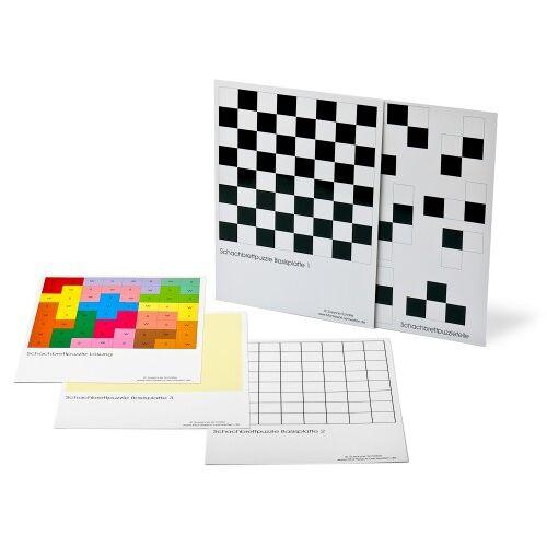 ML Schachbrettpuzzle