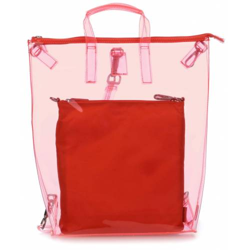 JOST Handtaschen orange TRANSPARENT S