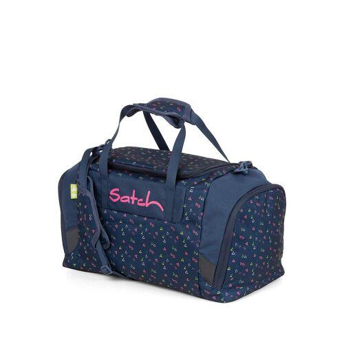 Satch Handtaschen blau Sporttasche -
