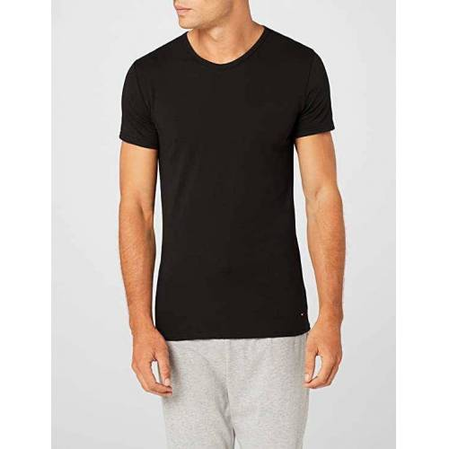 Tommy Hilfiger erren Unterhemd Stretch V neck premium ess, 3er Pack XL