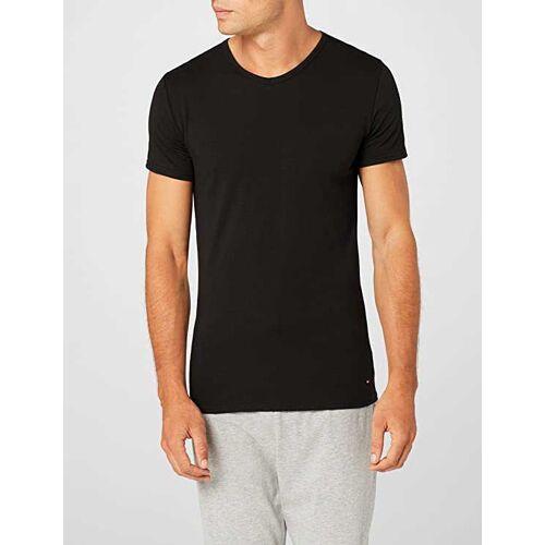 Tommy Hilfiger erren Unterhemd Stretch V neck premium ess, 3er Pack M