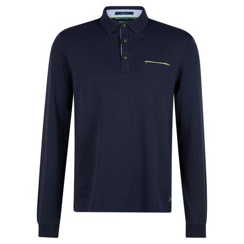 Pierre Cardin Langärmeliges Poloshirt L