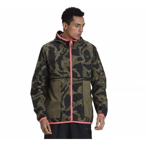 Puma x First Mile 2-in-1 Running Jacke M