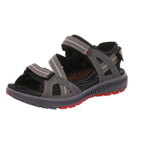 Ecco Sportliche Sandalen grau 43