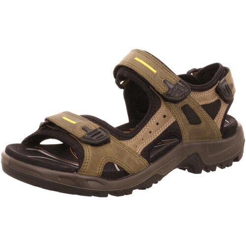 Ecco Sportliche Sandalen grün 40