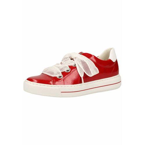 Ara Sneaker rot Platform Sneaker bequem 43