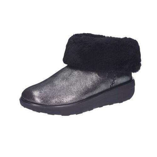 Fitflop Stiefel schwarz 38