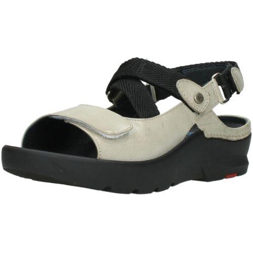 Wolky Komfort Sandalen weiss Lisse 39